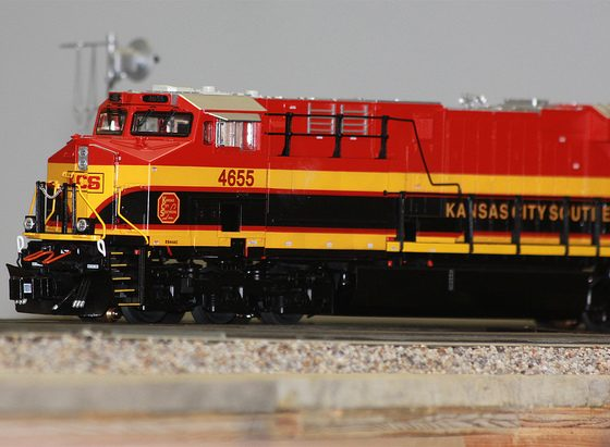 O gauge trains