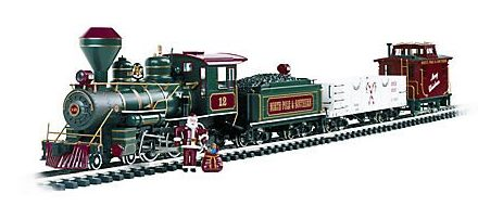Bachmann Night Before Christmas Train