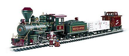 Bachmann Night Before Christmas Train