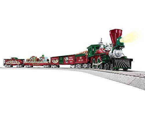 Lionel Mickey Holiday Train