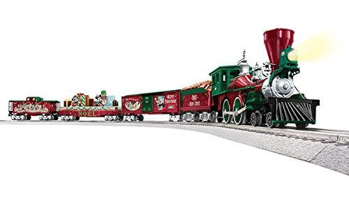 Christmas Train Set.Top 10 Christmas Train Sets For Under The Tree 2019 Review