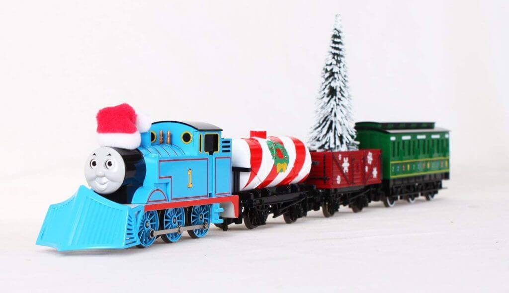 Thomas The Tank Engine Holiday Train