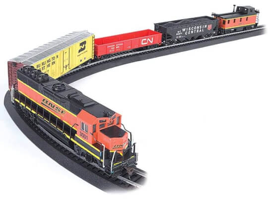 Bachmann Rail Chief