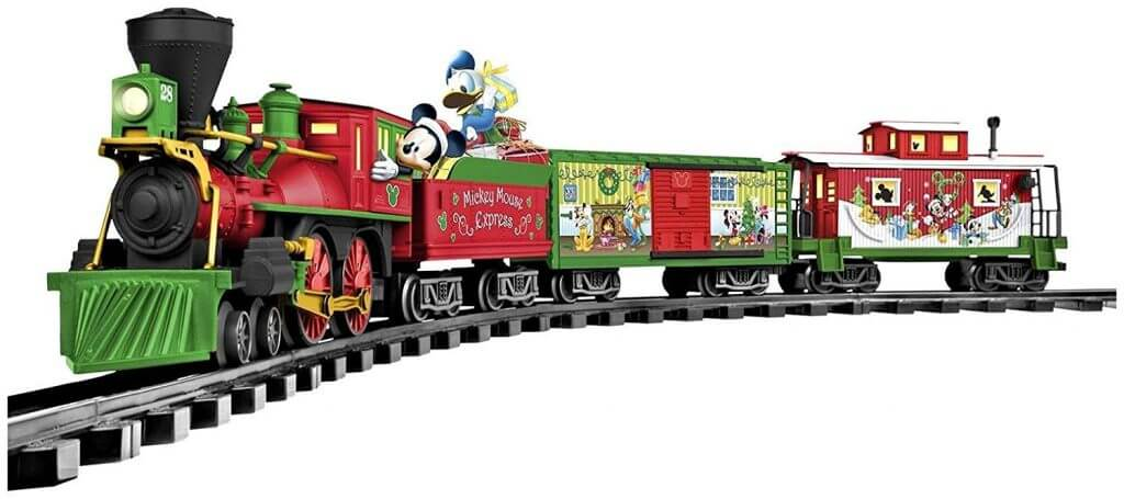 Lionel Mickey Mouse Train