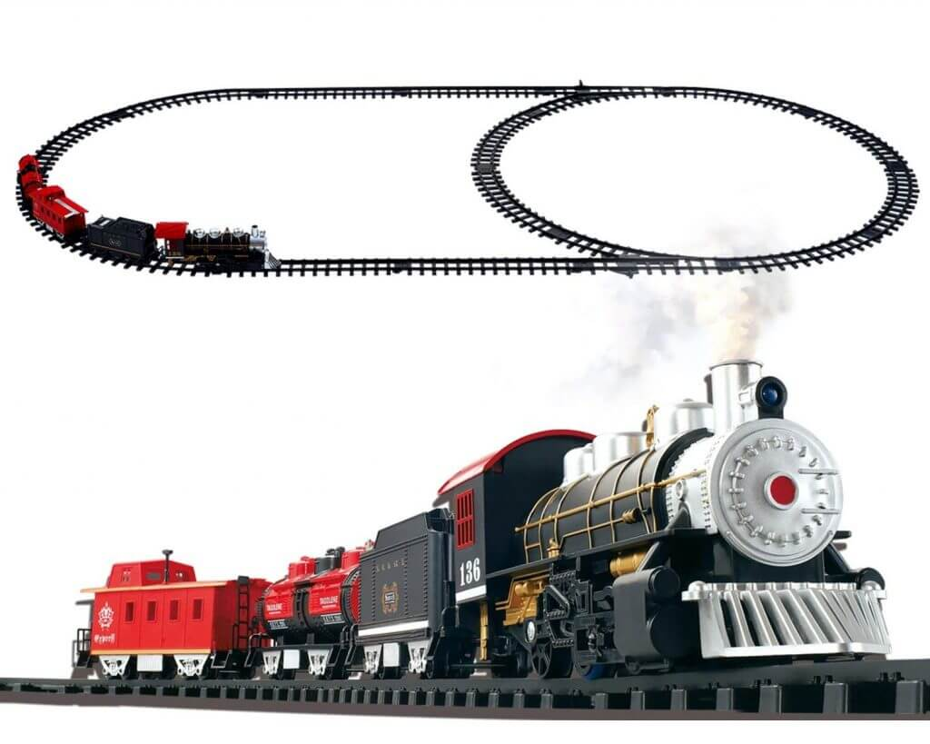 Poco Divo Toy Train