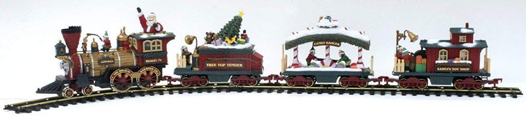 New Bright Holiday Express Train