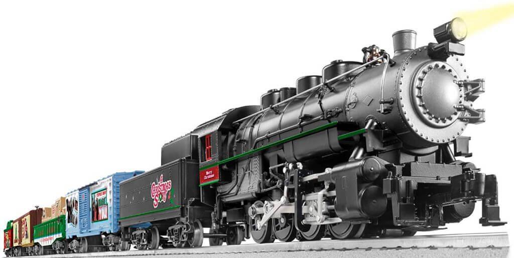 A Christmas Story Train