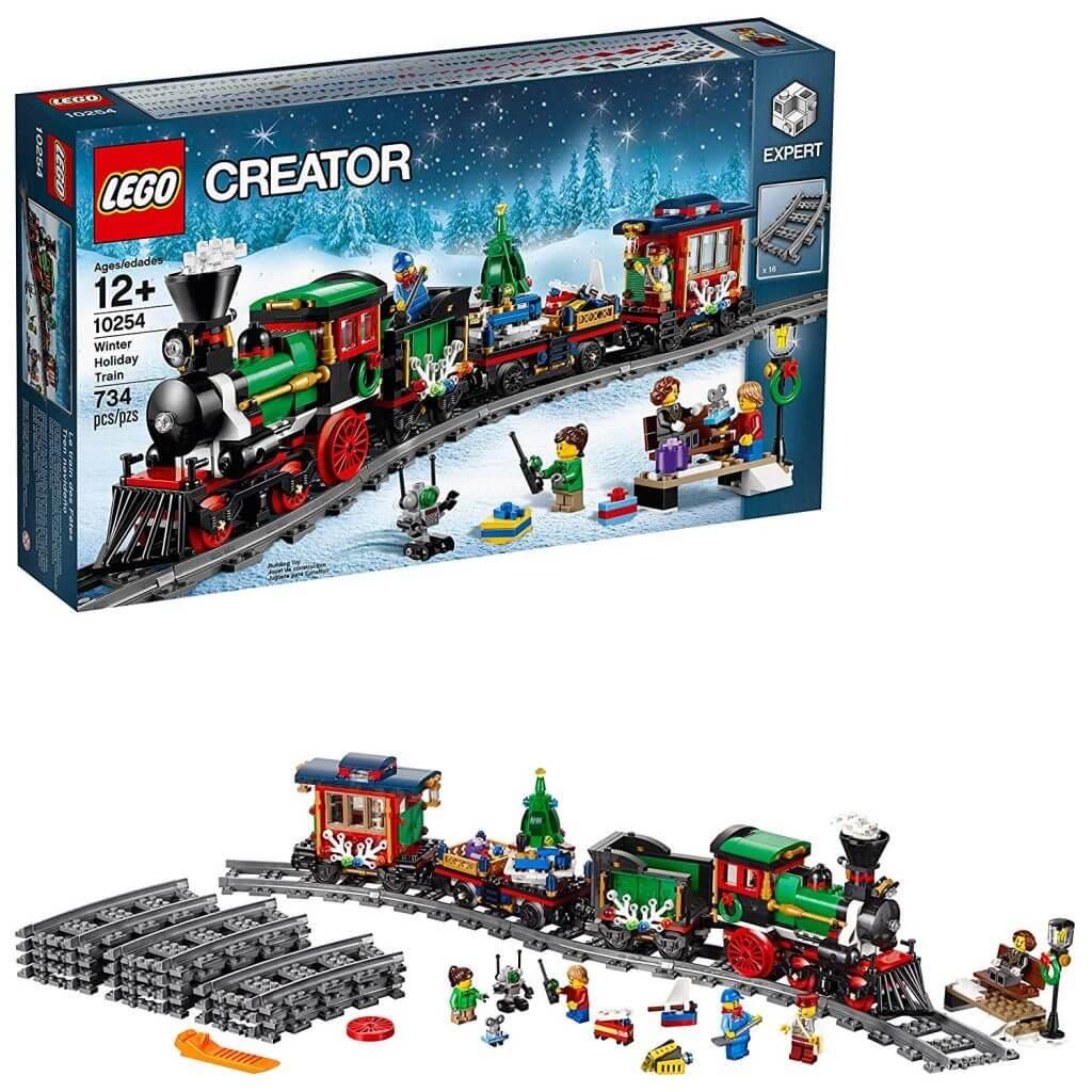 Lego Winter Holiday Train Set