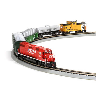 Best Model Train Manufacturers and Brands