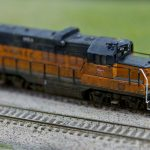 How to Use Model Train Track Ballast