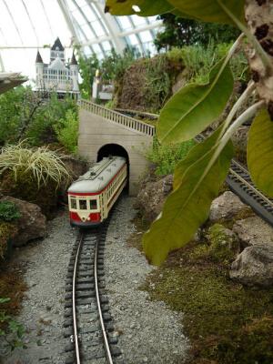Model Train Mountains