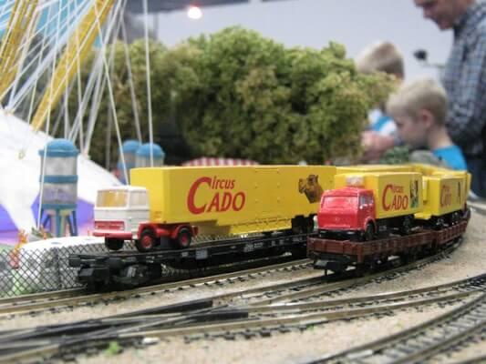 Model train forums
