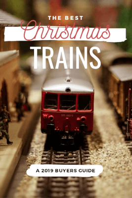best christmas trains 2019