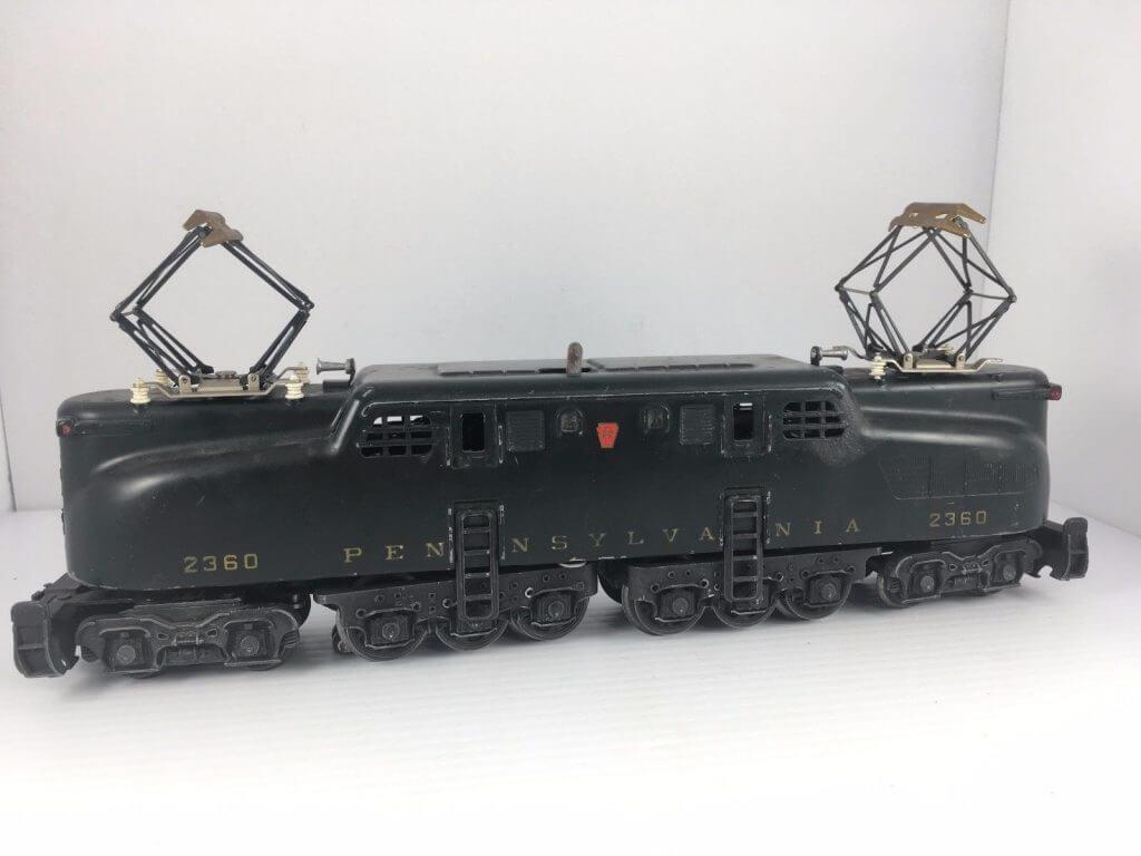 expensive lionel trains