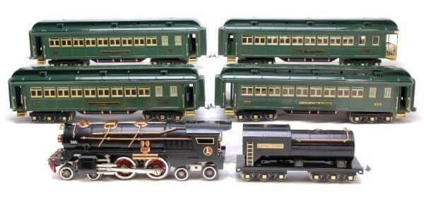The Most Valuable Model Trains In