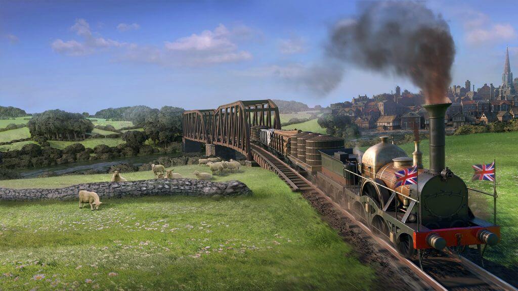 railway empire ps4 xbo pc