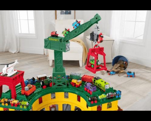thomas & friends model trains
