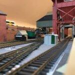 Model Train Track Codes