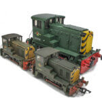 Model Train Lubrication - what to use and what not to!