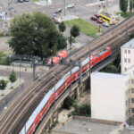How to Elevate Model Train Track