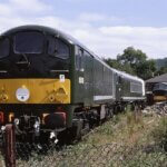 The BR Class 28 Locomotive, A Relic of the British Railway