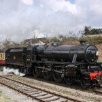 the Glorious LMS Stanier Class Black 5